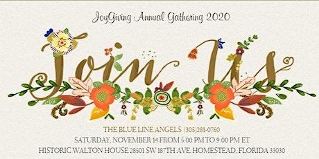 JoyGiving Annual Gathering 2020 tickets