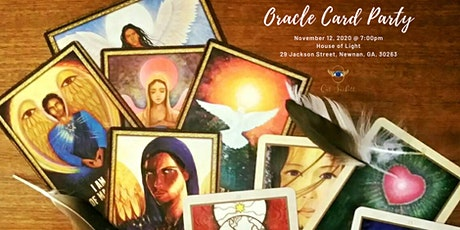 Oracle Card Party tickets