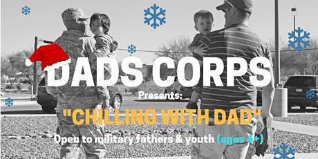 """Dads Corps Virtual Workshop- """"Chilling With Dad"""" tickets"""