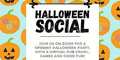 Halloween Social tickets