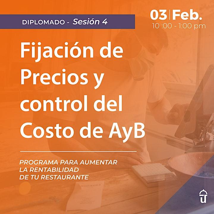 Imagen de Sesión 4. Fijación de Precios y control del Costo de AyB