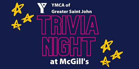 Copy of YMCA Trivia Night at McGill's tickets