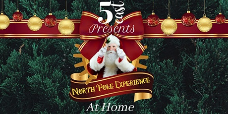 North Pole Experience: At Home tickets