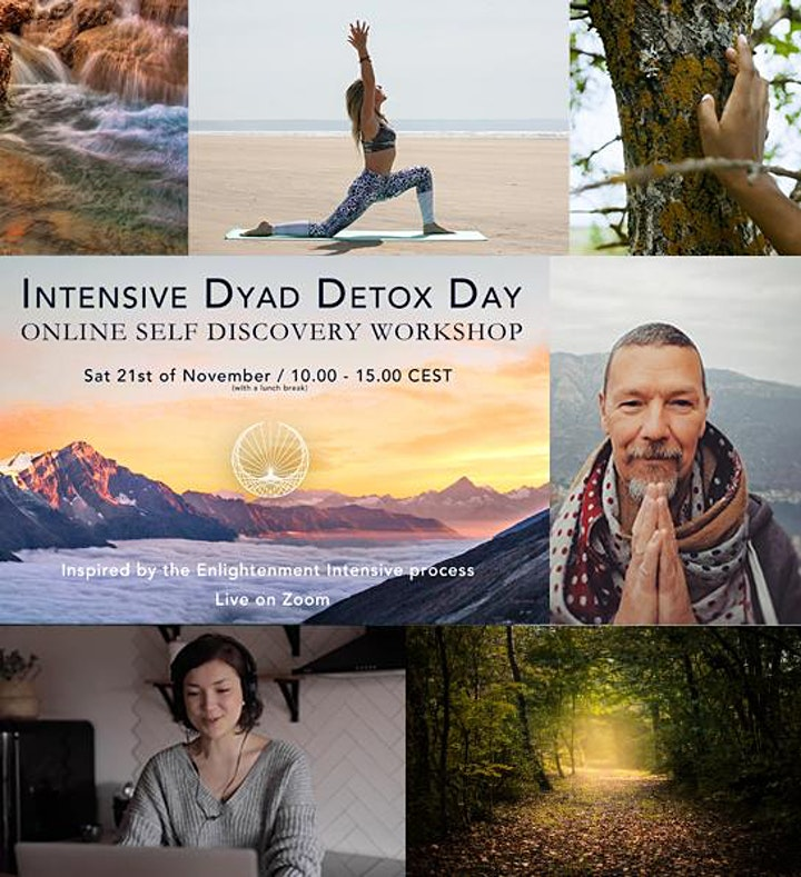 INTENSIVE DYAD DETOX DAY: ONLINE SELF DISCOVERY WORKSHOP image