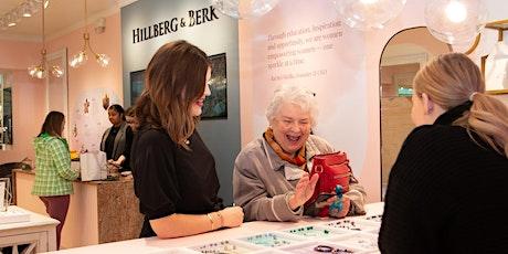 Hillberg & Berk Safe Shopping - The Centre Mall tickets