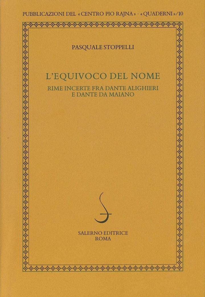 Immagine Filologia attributiva e analisi digitale dei testi letterari