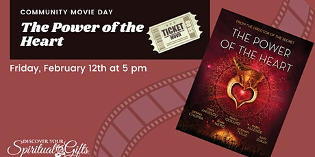 Community Movie Night: The Power of the Heart tickets