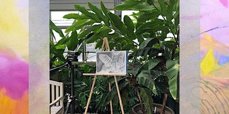 Drawing Desert Plants; A Virtual Senior Series tickets