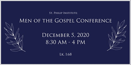 Men of the Gospel Conference tickets