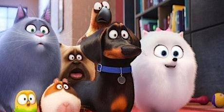 La vida secreta de tus mascotas boletos
