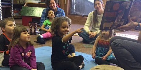 Tuesday Morning Preschool Story Hour - Winter 2021 (10:00 - 11:00 AM) tickets