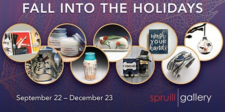 Spruill Gallery's 27th Annual Holiday Artists Market - December Reception tickets