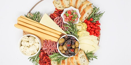 """Wish You Were Here"" Antipasto Board Workshop tickets"