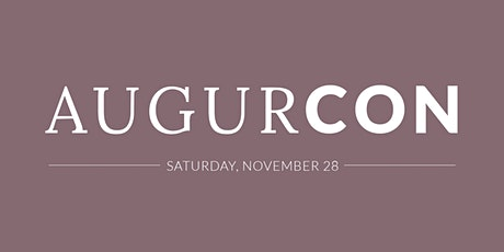 AugurCon: Your Full-Day Online Speculative Literature Event tickets