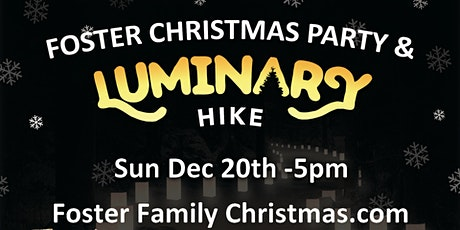 DaySpring Foster Family Christmas Party tickets
