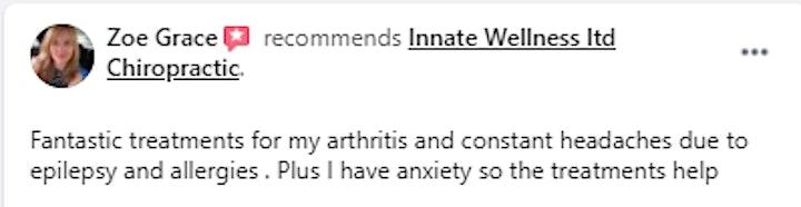 FREE Spinal Health Checks image