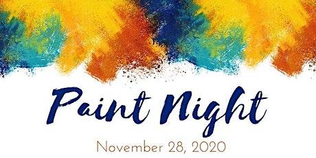 BCC Paint Night - Winter Work of Art tickets