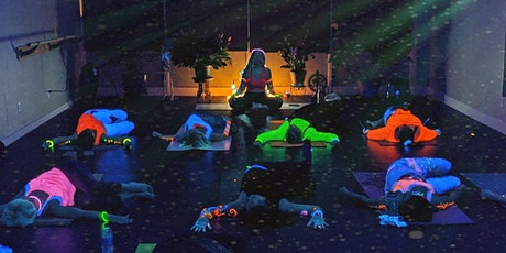 Blacklight Yoga- 90's Edition tickets
