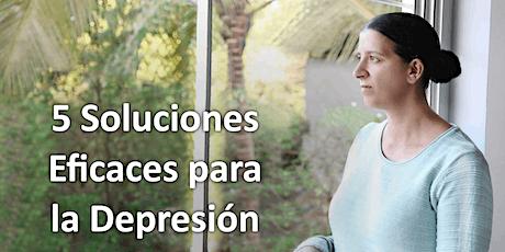 5 Soluciones Eficaces para la Depresión entradas