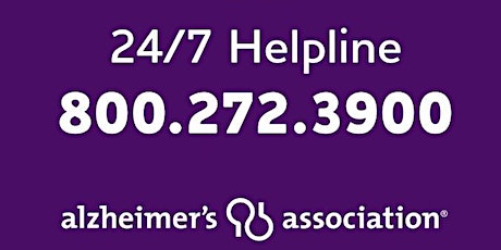 10 Warning Signs of Alzheimer's - By Phone or Online! tickets