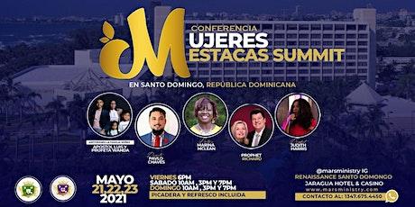 Congreso Mujeres Estacas Mayo 21, 22 y 23 en Santo Domingo entradas