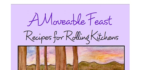 Local Author Reading - Claudia Sutton - A Moveable Feast tickets