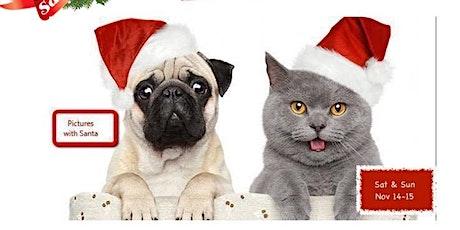 Pet Photos with Santa! tickets