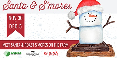 Santa & Smores 2020 tickets