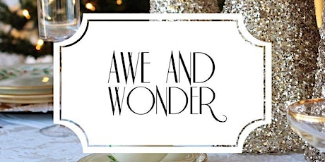 G3 - Awe & Wonder Christmas Gala tickets
