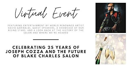Joseph Cozza 25th Anniversary Celebration & Rebrand tickets