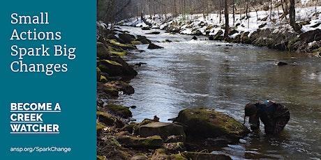 Spark Change: Become a Creek Watcher tickets