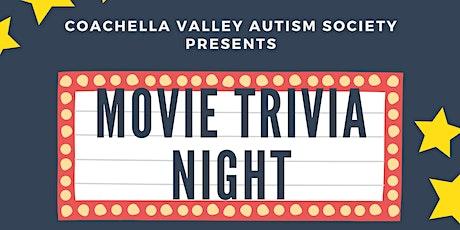 CVASA Movie Trivia Night (Virtual Event) tickets