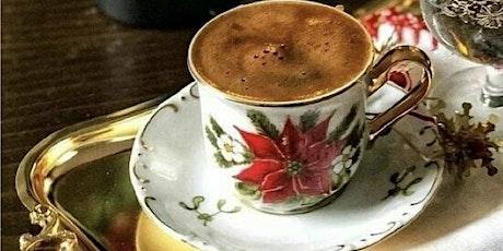 Christmas Coffee - Talk and Tasting - Dahlonega Arts Alliance tickets