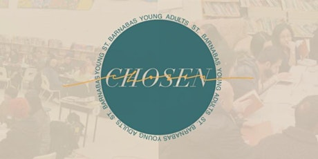 St. Barnabas Young Adults - Chosen - Movie Night tickets
