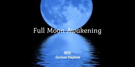 FULL MOON AWAKENING Taurus tickets