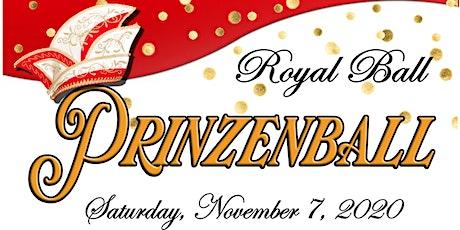 Karneval 2020 Prinzenball tickets