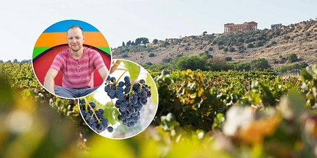 A Tour of Sicily in Four Wines: Virtual Tasting tickets