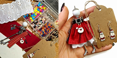 Christmas DIY Doll Pendants Workshop tickets