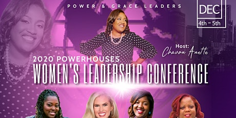 2020 Powerhouses! Women's Leadership Conference! tickets