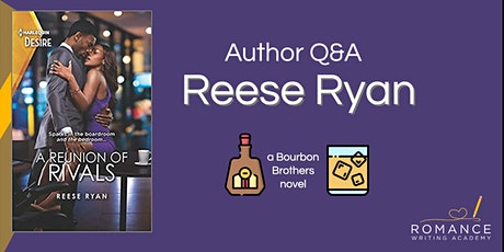Q&A with Reese Ryan