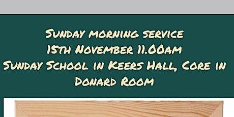 Newcastle Presbyterian Church Sunday Morning Service 15th Nov tickets