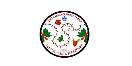 Girlguiding Midlothian Festive Fiesta Sleepover: L tickets