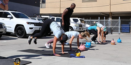 Group Fitness with Campbell (Pan Pacific Park) tickets