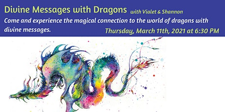 Divine Messages with Dragons tickets