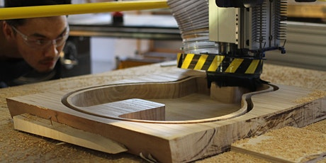 CNC Router 101 tickets