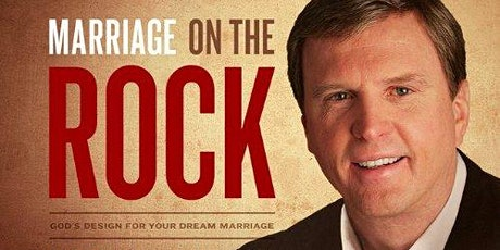 Marriage on the Rock Virtual ZOOM  Class (5 Sessions) tickets