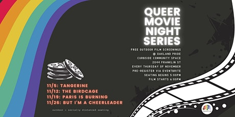 Queer Movie Night Series tickets