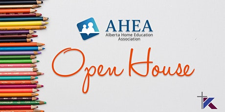 AHEA Open House tickets