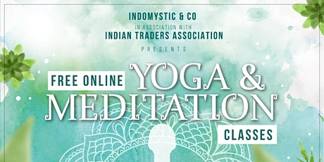 Free Yoga and Meditation Sessions tickets