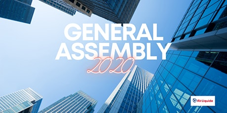 General Assembly 2020 tickets